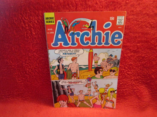 ARCHIE #193