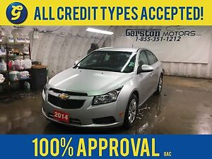 2014 Chevrolet Cruze 1LT*KEYLESS ENTRY*CRUISE CONTROL*ON STAR PH