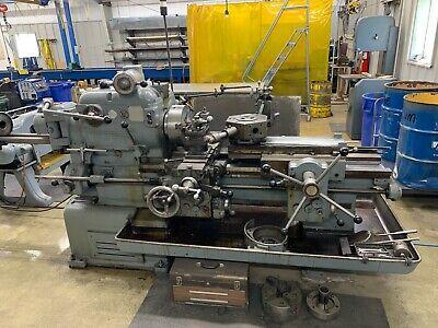 Midland Model 4 Turret Lathe
