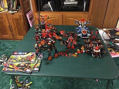 Lego Nexo Knights 70316 70321 70314 70313 70325 70316 70322