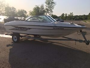 2009 Bayliner 175 Come check out mint condition inside and out