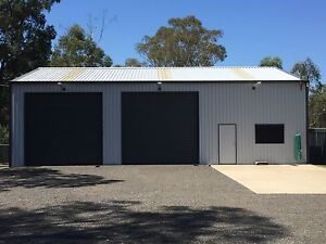 STORAGE SHED & YARD FOR RENT Londonderry Penrith Area Preview