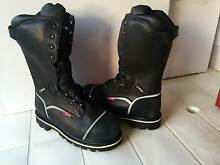 Mens Red Wing High Black Work Boots - Brand New - Size's 10 Scarborough Stirling Area Preview