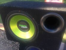 """Large 12"""" sub box with  800w sub. Tanawha Maroochydore Area Preview"""