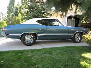 1968 Beaumont SD 396 Coupe