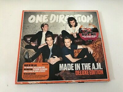 One Direction – Made In The A.M. 0888751555624 AU CD Deluxe Edition, Digipak  segunda mano  Embacar hacia Argentina