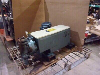 Milton Roy Milroyal Mb1-m42-t242 Pump 79.8 Gpm 90 Psig Reliance P56h3859r-zr