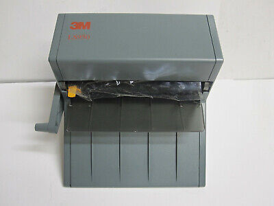 3M Laminating System LS950 Laminator Non-electric/Non-heat