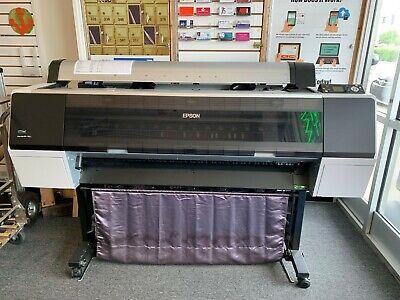 Epson Stylus Pro 9900 Large Format Digital Inkjet Printer Includes Ink Tanks