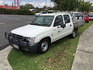 2004 Toyota Hilux Ute Capalaba West Brisbane South East Preview
