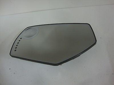 2014-18 Chevy Silverado GMC Sierra Truck Left Side Signal Door Mirror Glass OEM