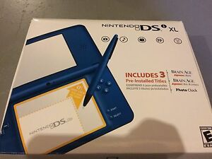 Nintendo DS XL- great condition