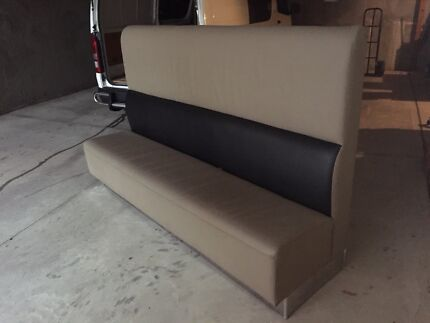 Commercial Booth Seats x 2 for shops,restaurants,hair dressers,barbers