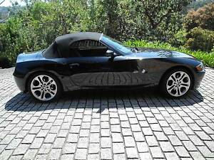 2004 BMW Z4 Coupe Lindfield Ku-ring-gai Area Preview