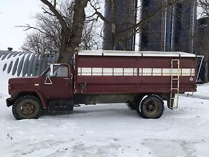Chev Grain Truck
