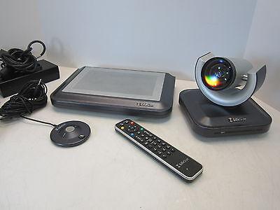Lifesize Express 200 W Camera Remote Mic Pod Speaker Video Conferencing Unit
