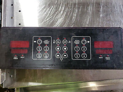 Giles Fryer Control Board 20364 Controller Watlow N7ge-1100-22aj