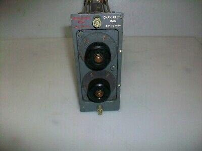 Band Pass Filter F-194u 142-163 Mc.