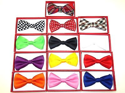 Children Kids Boy Toddler Pet Baby Party Wedding Child Pre-Tied Neck Bow Tie