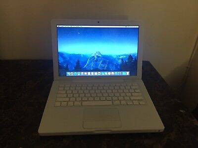 Apple MacBook 5.2  /A1181 El Capitan  2 GB Ram 120GB 2009 W/ battery&charger for sale  Shipping to India