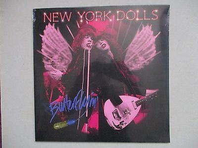 LP New York Dolls-Butterflyin' (Pink Vinyl) (2015) (Mint)