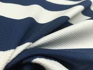 Cotton Fabric - Blue Pique - Supreme Quality Cotton