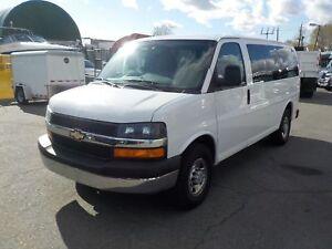2011 Chevrolet Express LT 3500 12 Passenger Van