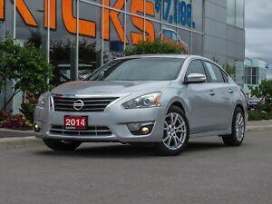 2014 Nissan Altima 3.5 SL ONE OWNER CAR, V6 POWER