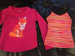 Triple flip shirts size 1 & 2