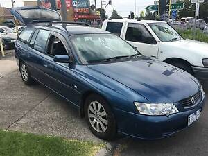 2003 VY Holden Commodore Acclaim Wagon REG & RWC Oakleigh East Monash Area Preview