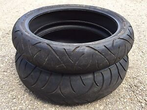Used Motorcycle Tires 180/120 ★ CLEARANCE SALE ★ 703-FRS R6 CBR