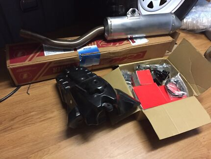 WR450f ALL NEW assorted parts