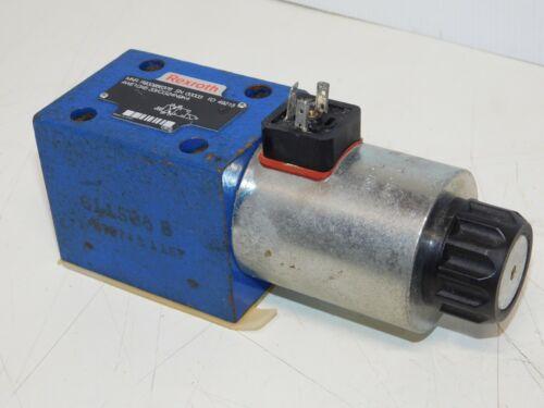 Rexroth R900966376 Hydraulic Control Valve #