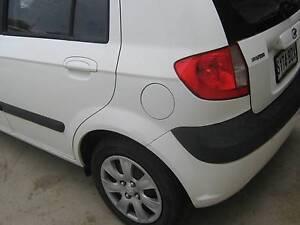 2006 Hyundai Getz Hatchback 5 DOOR Goolwa Alexandrina Area Preview