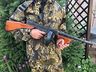 Gangster Gun Tommy Gun Thompson Gun Gangster Accessories Gangster party Prop Gun