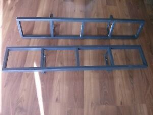 Ikea DVD/CD racks Peterborough Peterborough Area image 1