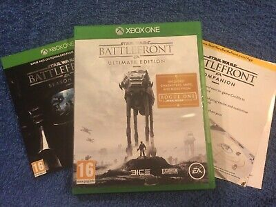 ✳️ Star Wars Battlefront Ultimate Edition Xbox ONE Game with DLC