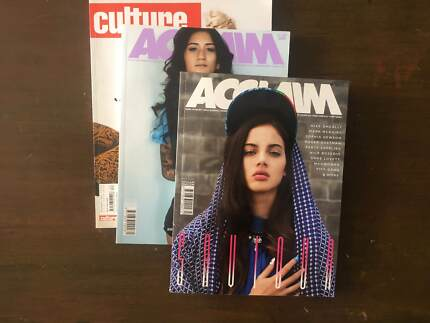 Magazines - Acclaim and Culture