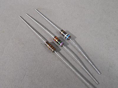 Mixed Lot Of 300 Allen-bradley Resistor 12 Watt 68 82 110 Ohm