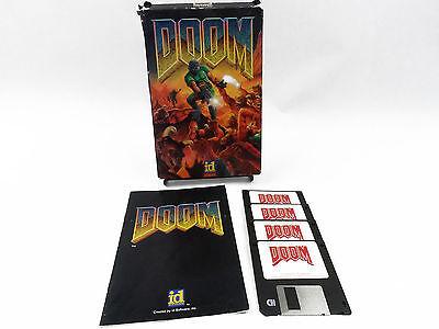 "Mit dem ersten ""Doom"" verwandelten John Carmack, John Romero & Co. brave PCs in höllische 3D-Schießbuden."