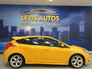 2013 Ford Focus ST NAVIGATION GPS TOIT OUVRANT CUIR CHAUFFANT