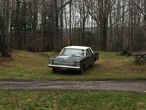 Ford galaxie toute originale avec un moteur 390