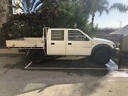 Holden Rodeo 4x4 twin cab ute Main Beach Gold Coast City Preview