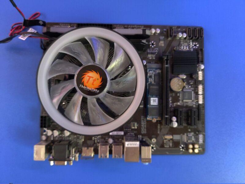 AMD Ryzen 5 | GIGABYTE GA-A320M-S2 | 16GB | 1TB  - [No OS / Case or Power Supply