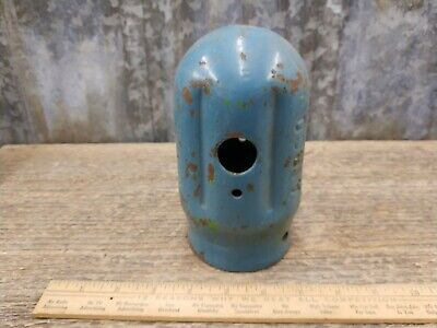 Steel Welding Tig Mig Oxygen Acetylene Tank Screw On Threaded Bottle Cap Top 2