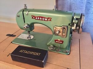 Arrow RL-20 Super De Luxe Heavy Duty Sewing Machine with Table