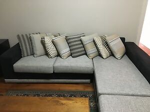 As - New 3 piece Lounge Suite 18 months Old Petersham Marrickville Area Preview