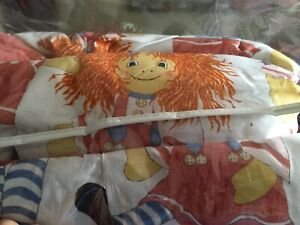 Girl's 6 piece bed in a bag twin bed NWT
