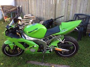 Kawasaki Zx6rr  $3000 obo