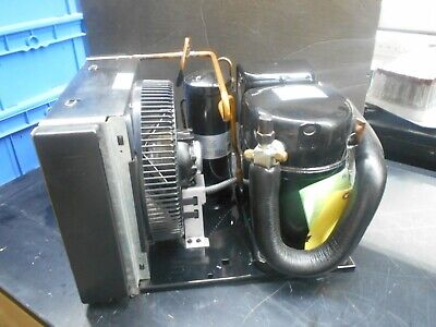 Copeland Fjaf-a056-iav-201 Condenser Unit With Rs43c2e-iav-101 Compressor